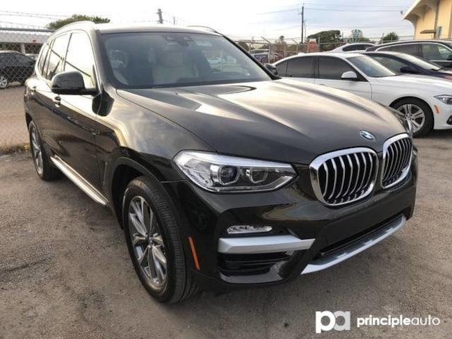 2019 BMW X3 xDrive30i SAV 5UXTR9C5XKLE14727 KLE14727L