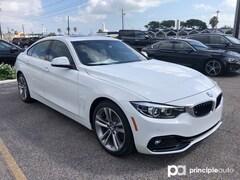 Used 2019 BMW 430i Gran Coupe WBA4J1C51KBM16851 KBM16851L in Houston