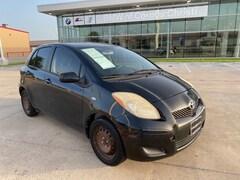 2010 Toyota Yaris Base Hatchback JTDKT4K39A5293710 A5293710AZ
