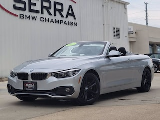 2018 BMW 430i Convertible in [Company City]
