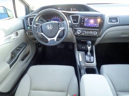 2015 Honda Civic EX Sedan