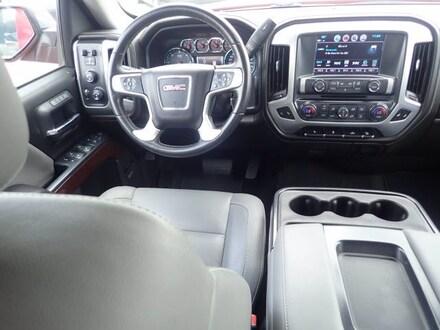 2018 GMC Sierra 1500 SLT Truck Crew Cab