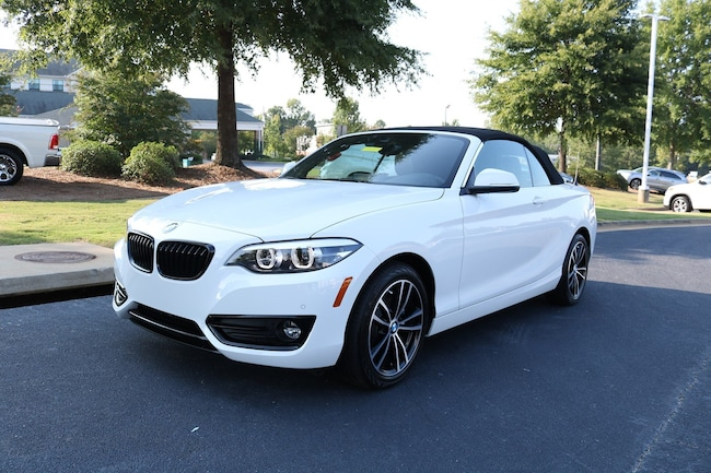 New 2020 BMW 230i Convertible in Columbus, GA