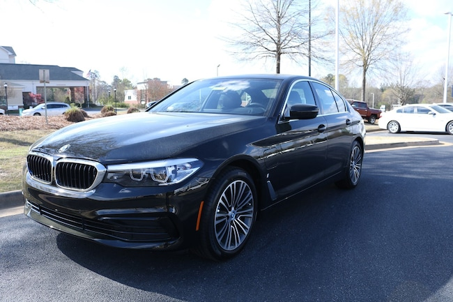 New 2019 BMW 530e iPerformance Sedan in Columbus, GA