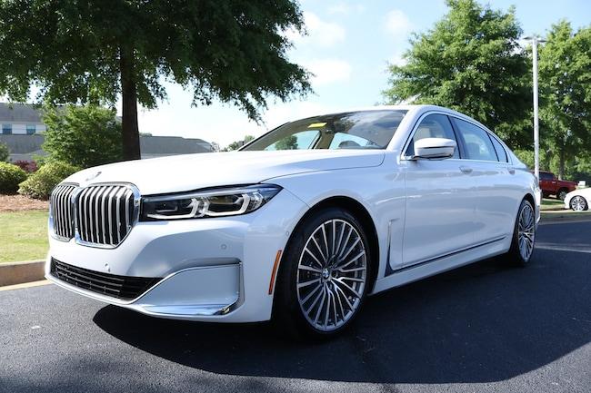 New 2020 BMW 740i 740i Sedan in Columbus, GA