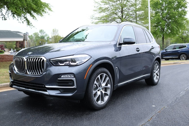 New 2019 BMW X5 xDrive40i SAV in Columbus, GA