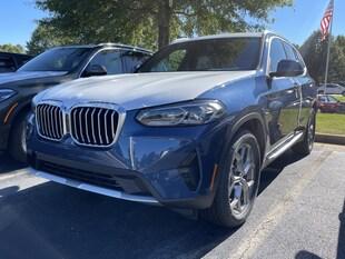 2022 BMW X3 sDrive30i SAV 14962