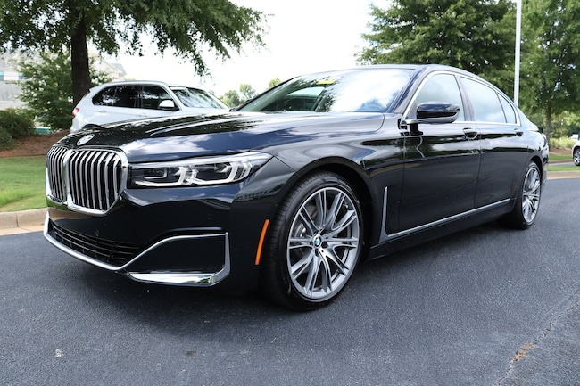 New 2020 BMW 740i Sedan in Columbus, GA
