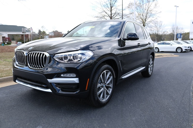 New 2019 BMW X3 sDrive30i SAV in Columbus, GA