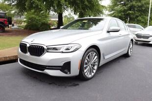 2021 BMW 530i Sedan 14781