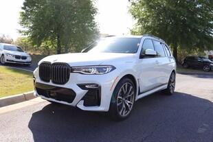 2021 BMW X7 M50i SAV 14753
