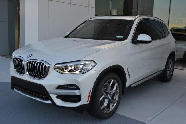 New 2020 BMW X3 sDrive30i SAV in Columbus, GA