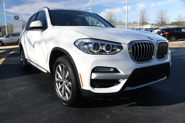 New 2019 BMW X3 sDrive30i SAV in Macon, GA