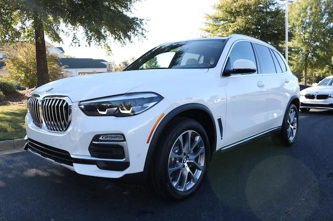 New 2020 BMW X5 sDrive40i SAV in Macon, GA