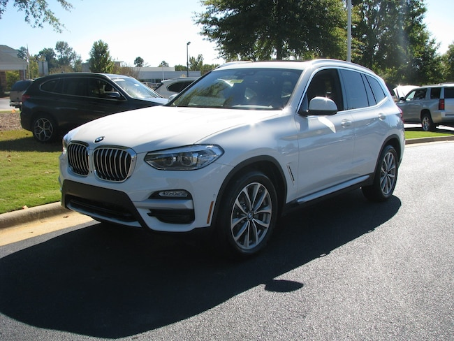 New 2019 BMW X3 xDrive30i SAV in Columbus, GA