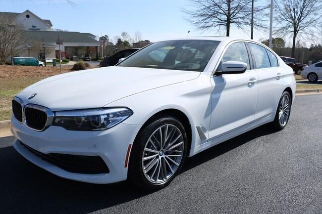 New 2019 BMW 530i 530i Sedan in Columbus, GA