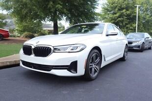 2021 BMW 540i Sedan 14846