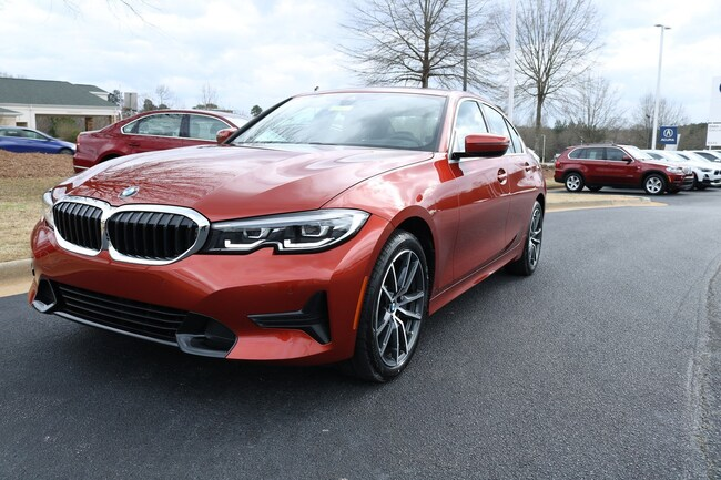 New 2019 BMW 330i 330i Sedan in Columbus, GA