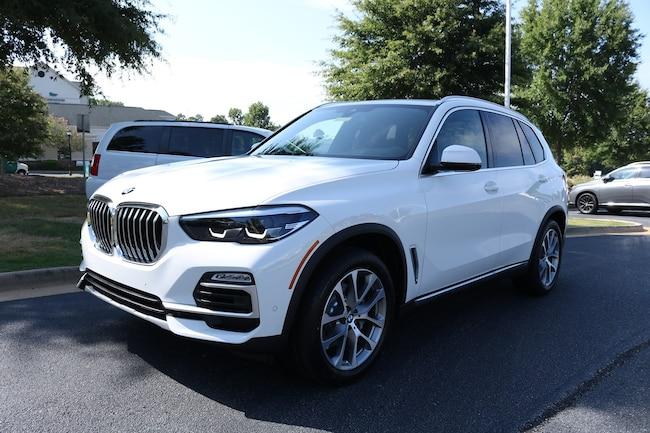 New 2020 BMW X5 sDrive40i SUV in Columbus, GA