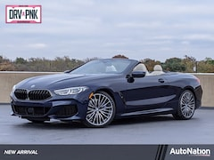 2021 BMW 840i Convertible