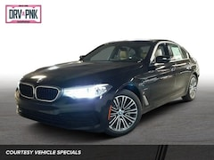Used 2019 BMW 530e iPerformance Sedan in Houston