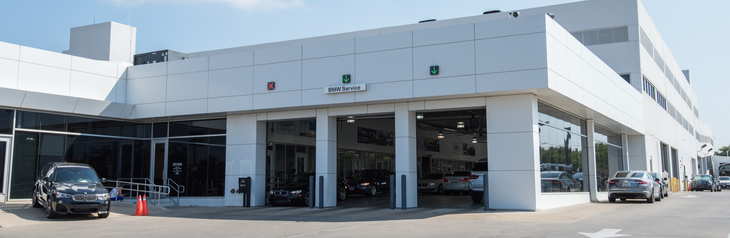 BMW Authorized Service Center Near Me Dallas TX