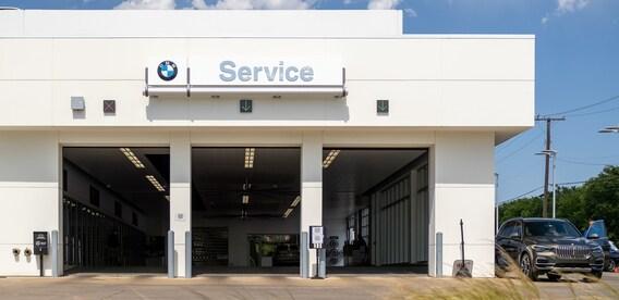 Bmw Service Center In Dallas Tx Bmw Of Dallas