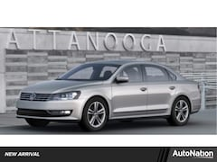 2014 Volkswagen Passat 1.8T SE w/Sunroof Sedan