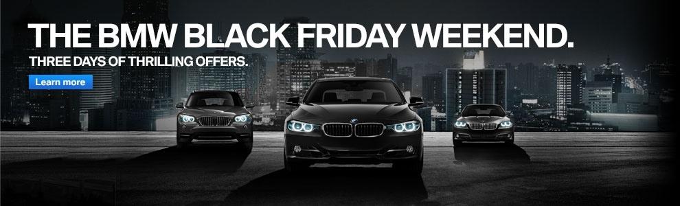 Black November Car Sales Event Logo