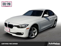Used 2015 BMW 320i xDrive Sedan