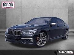 2017 BMW M760i xDrive Sedan