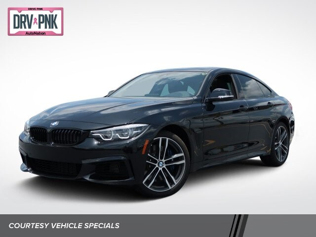 2019 BMW 440i xDrive Gran Coupe