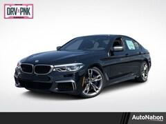 2020 BMW M550i xDrive Sedan