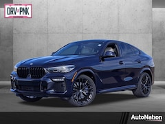 2021 BMW X6 M50i Sports Activity Coupe