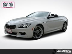 2017 BMW 640i Convertible