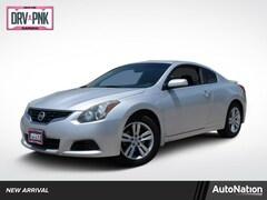 2012 Nissan Altima 2.5 S (CVT) Coupe