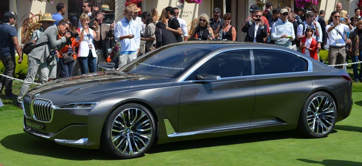 Bmw Vision Next  Car Price In India