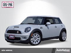 2010 MINI Cooper S Base Hatchback