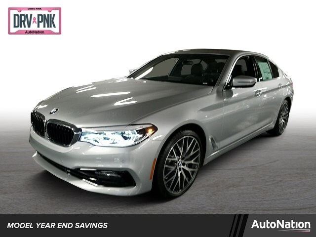 2018 BMW 540i Sedan