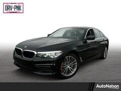 2019 BMW 540i Sedan