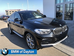New 2020 BMW X4 xDrive30i Sports Activity Coupe in Dayton, OH