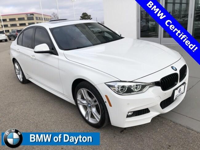 Used 2016 BMW 3 Series 340i Xdrive Sedan For Sale Dayton, OH
