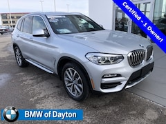 Used 2018 BMW X3 xDrive30i SUV 5UXTR9C50JLD71787 for sale in Dayton, OH