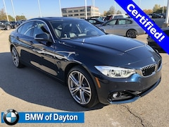 Used 2017 BMW 4 Series 440i xDrive Gran Coupe Hatchback in Dayton, OH