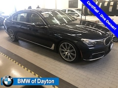 Used 2016 BMW 7 Series 740i Sedan in Dayton, OH