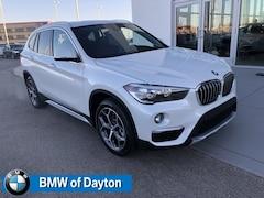 New 2018 BMW X1 xDrive28i SAV in Dayton, OH