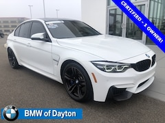 Used 2018 BMW M3 Base Sedan in Dayton, OH