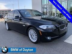 Used 2012 BMW 5 Series 535i Sedan in Dayton, OH
