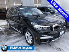 Used 2019 BMW X3 Xdrive30i SUV in Dayton, OH