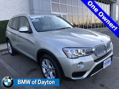 Used 2017 BMW X3 xDrive35i SUV in Dayton, OH
